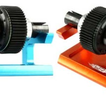 Yeah Racing Aluminum Gear Differential Mount