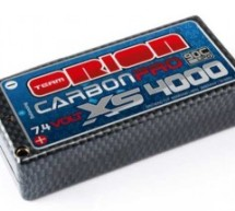 Team Orion Carbon Pro XS 4000mAh 90C Shorty LiPo