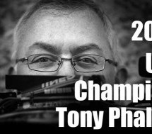 2012 UF1 Summer Champion – Tony Phalen