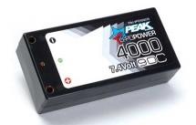 Peak Performance Pro 4000mAh 90C Shorty LiPo