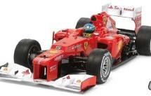 Tamiya Ferrari F2012 F104 Chassis