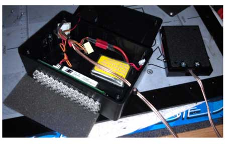 UF1 Pit Timer Box