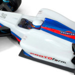 Protoform F1-Fourteen Formula 1 Body