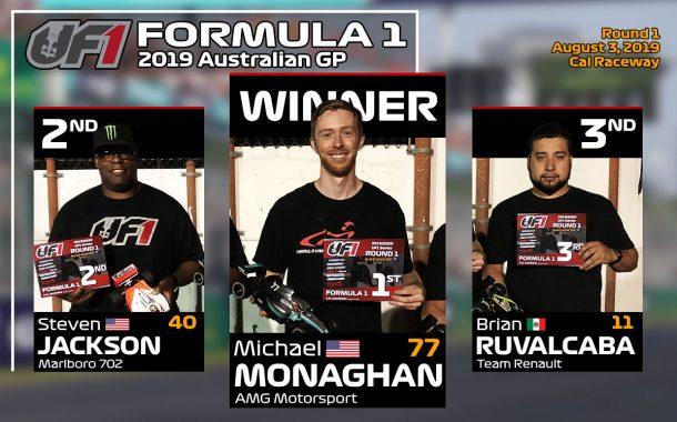 Home | UF1 RC - Formula 1 RC Racing